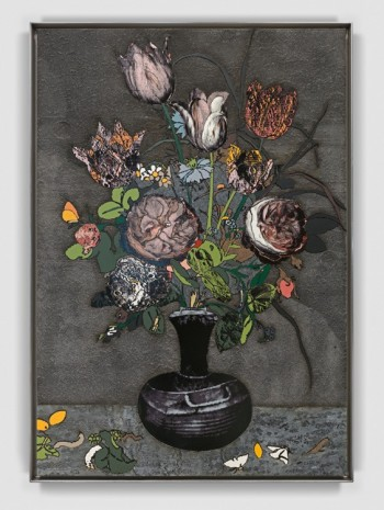Matthew Day Jackson, Flower Vase, 2018, Hauser & Wirth