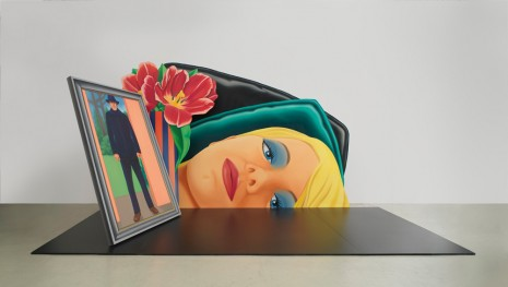 Tom Wesselmann, Bedroom Painting #32, 1976 - 1978 , Gagosian