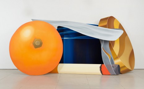 Tom Wesselmann, Still Life with Blue Jar and Smoking Cigarette, 1981 , Gagosian