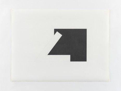 Ted Stamm, 78-RBW-5, 1978, Lisson Gallery