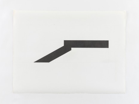 Ted Stamm, LW-2A (Lo Wooster), 1979, Lisson Gallery