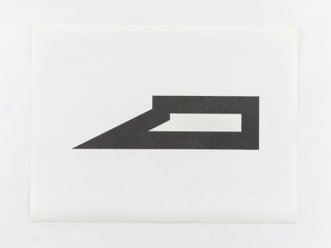 Ted Stamm, LW-2H (Lo Wooster), 1979 , Lisson Gallery