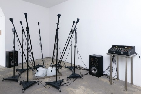 Paul Kos, Sound of Ice Melting, 1970 , Galerie Georges-Philippe & Nathalie Vallois