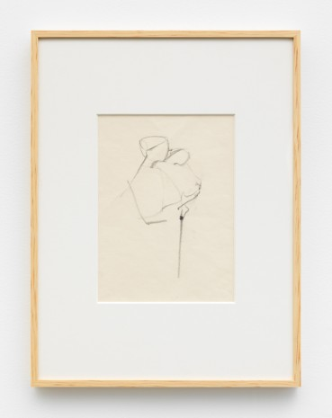 Maria Lai, Mother and Child, 1960, Marianne Boesky Gallery