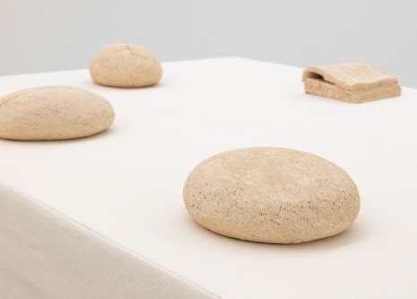 Maria Lai, Invito a Tavola (The Invitation Table), 2004, Marianne Boesky Gallery