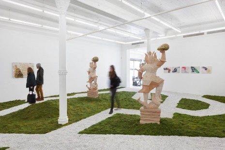 XU ZHEN®️ James Cohan Gallery
