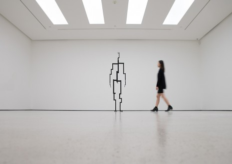 Antony Gormley White Cube
