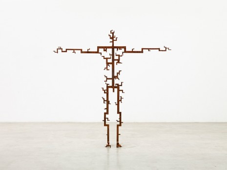 Antony Gormley, FEEL, 2018 , White Cube