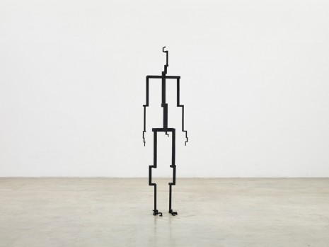 Antony Gormley, STAND, 2017 , White Cube