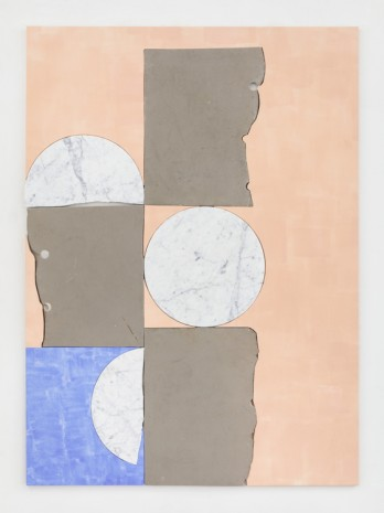 Sam Moyer, Moontower, 2018 , rodolphe janssen