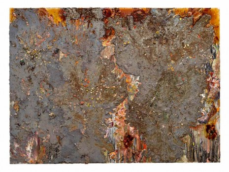 Anselm Kiefer, Kundry, 2015-2017, Galerie Thaddaeus Ropac