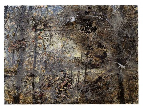 Anselm Kiefer, Für Andrea Emo, 2015-2017 , Galerie Thaddaeus Ropac