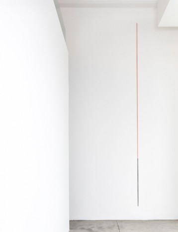 Fred Sandback, Untitled (Sculptural Study, Wall Construction), 1995-2013 , Cardi Gallery
