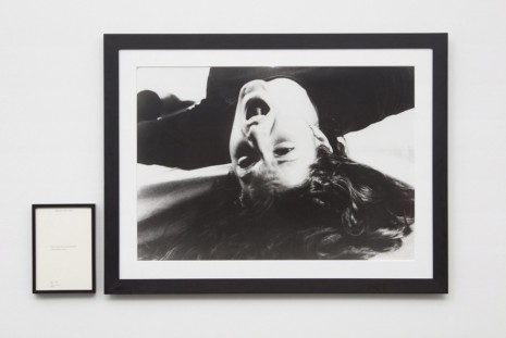 Marina Abramović, Freeing the Voice, 1975; publ. 1994, Sean Kelly