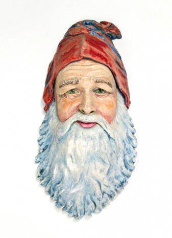 Robert Arneson, Self-Portrait as Santa Claus, 1975, Venus Over Manhattan