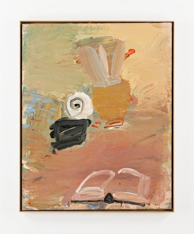 Roy Oxlade, Brushes, Shell and Book, 1984 , Alison Jacques Gallery