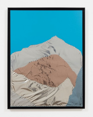 John Knuth, Distorted Landscape #7, 2018, Steve Turner