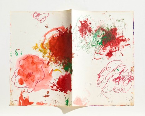 Cy Twombly, Untitled (In Beauty it is finished), 1983–2002, Gagosian
