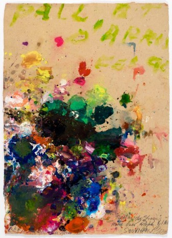 Cy Twombly, Untitled, 1990 , Gagosian