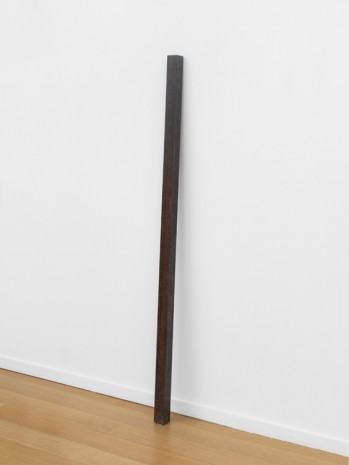 Giovanni Anselmo, Cielo accorciato (Shortened Sky), 1969-1970, Simon Lee Gallery