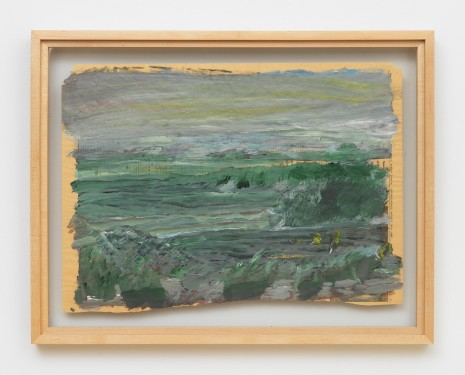 Paul Thek, Untitled (Landscape), 1969 , Simon Lee Gallery
