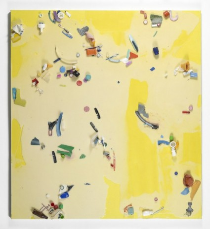 Alex Hubbard, Untitled (Dominican Painting), 2012, Simon Lee Gallery