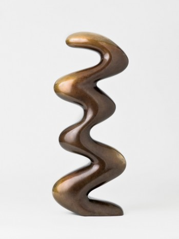 Claudia Comte, The Bronze Mighty Sneaky Snake, 2018 , König Galerie