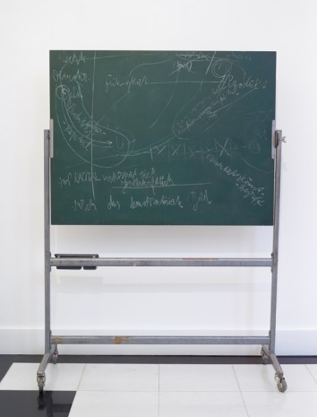 Joseph Beuys, Ecology and Socialism, 1980 , Galerie Thaddaeus Ropac