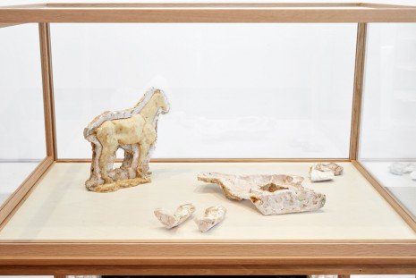 Joseph Beuys, Junges Pferdchen (Young Horse), 1955 - 1986 , Galerie Thaddaeus Ropac
