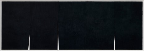 Richard Serra, Quadruple Rift, 2017 , Gagosian