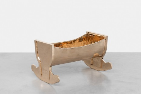 Sherrie Levine, Very Large Cradle (edition of 6 + 2AP), 2018 , Xavier Hufkens