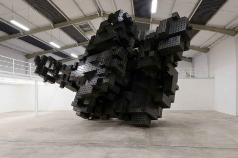 Antony Gormley, SPACE STATION, 2007, Galleria Continua