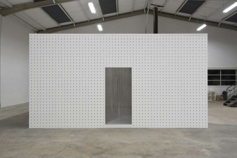 Antony Gormley, HATCH, 2007, Galleria Continua