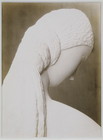 Constantin Brancusi, Woman Looking at Herself in a Mirror (dedicated to Kiki), 1909 , Hauser & Wirth