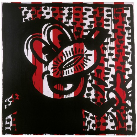 Keith Haring, Untitled, 1981 , Hauser & Wirth