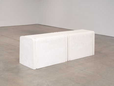Rachel Whiteread, Untitled (Double), 1998, Luhring Augustine