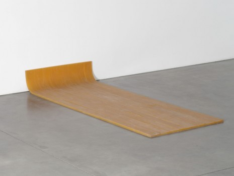 Rachel Whiteread, Untitled (Amber Floor), 1993   , Luhring Augustine
