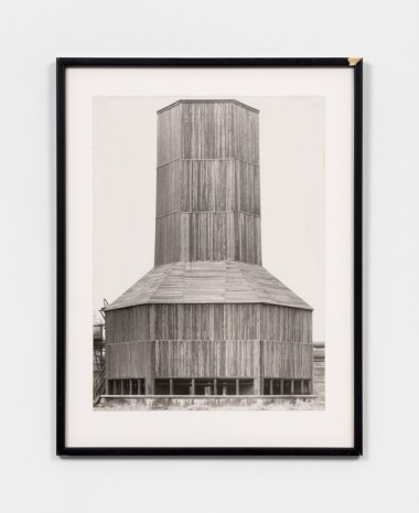 Bernd and Hilla Becher , Cooling Tower Coalmine