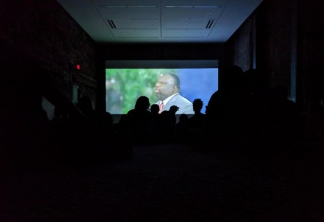 Arthur Jafa Gavin Brown's enterprise