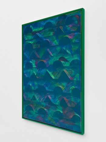 Julia Dault, Prince of Tides, 2018, Marianne Boesky Gallery