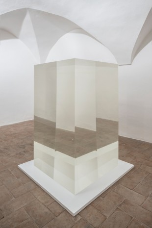 Anish Kapoor, Invisible object, 2015, Galleria Continua