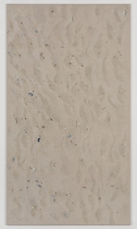 Helene Appel, Sand Painting 2, 2018 , James Cohan Gallery