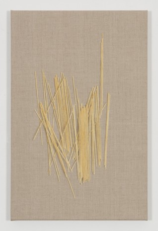 Helene Appel, Spaghetti, 2018, James Cohan Gallery