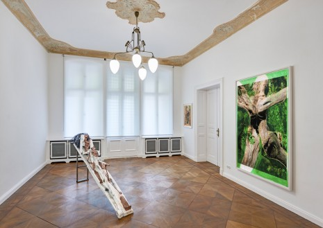 Huma Bhabha Contemporary Fine Arts - CFA