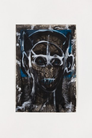 Huma Bhabha, Untitled, 2018, Contemporary Fine Arts - CFA