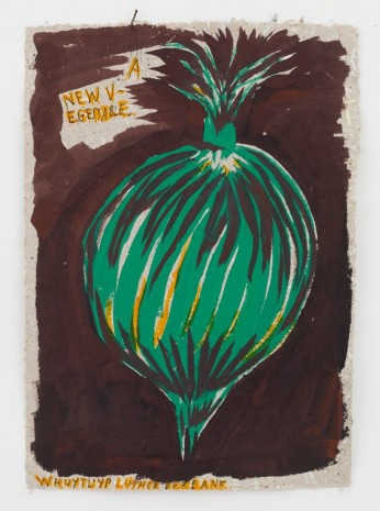 Raymond Pettibon, No Title (A new vegestable...), 2014 , Contemporary Fine Arts - CFA