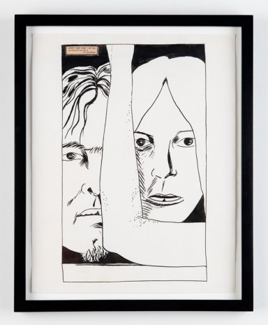 Raymond Pettibon, No Title (Audrey come home...), 1986 , Contemporary Fine Arts - CFA