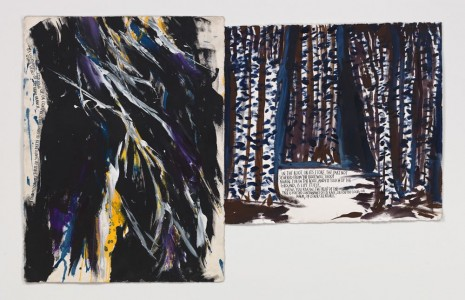 Raymond Pettibon, No Title (In the root...), 2015 , Contemporary Fine Arts - CFA