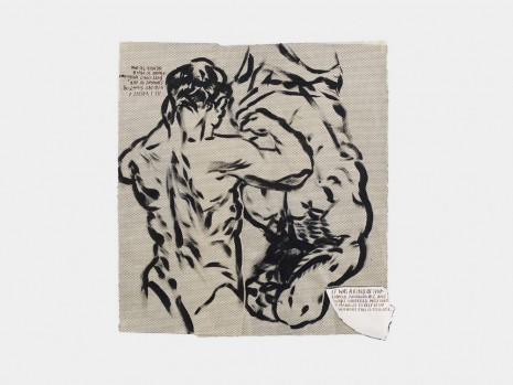 Raymond Pettibon, No Title (It was a...), 2016 , Contemporary Fine Arts - CFA