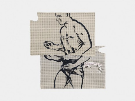 Raymond Pettibon, No title (And almost at...), 2016 , Contemporary Fine Arts - CFA